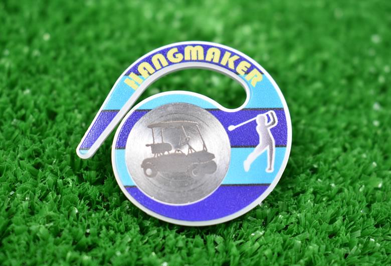 ハングマーカー(ゴルフマーカー)ボーダー